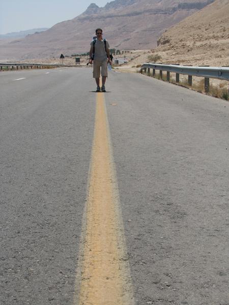 route-en-gedi-israel
