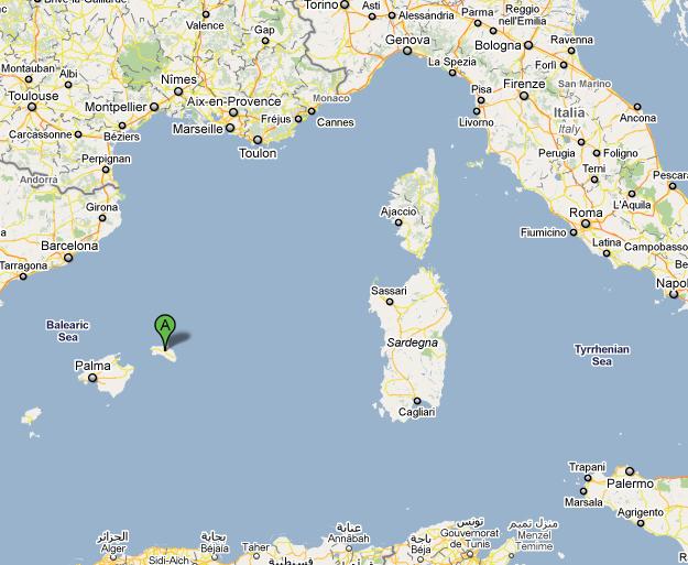 Voyage 224 L 238 Le De Minorque Bal 233 Ares En M 233 Diterran 233 E