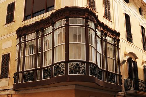 Minorque bal ares escapade mahon la capitale de l 39 le for Architecture anglaise