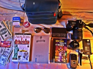 Ma sacoche pour New York