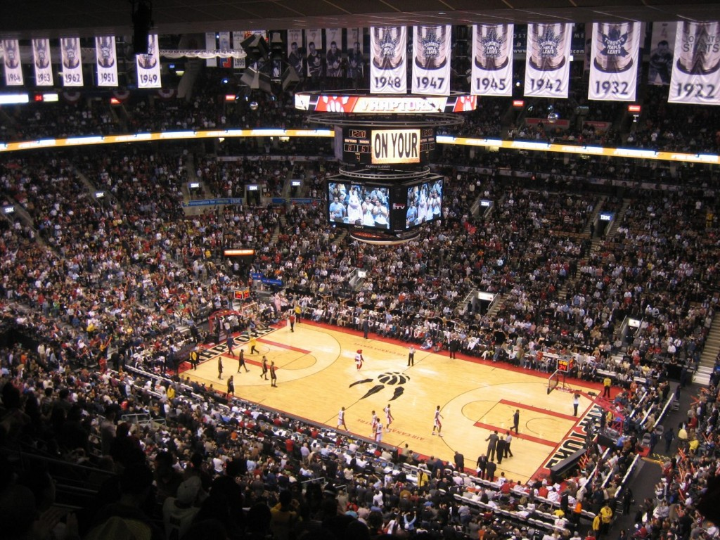 Raptors-Air-Canada-Centre