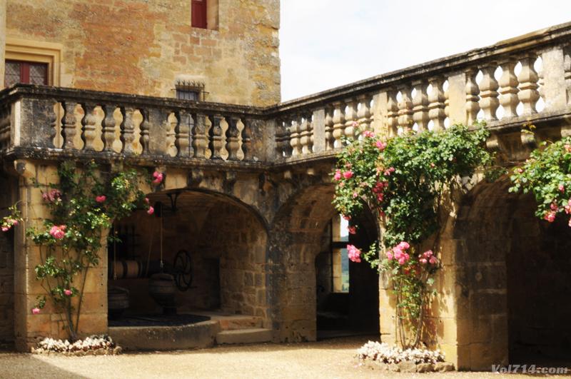 Périgord-chateau-fenelon