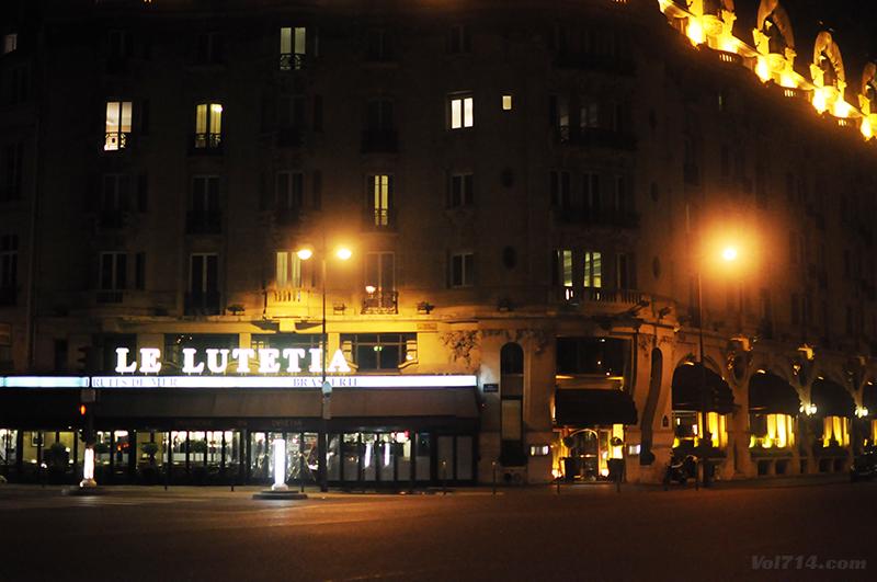 Rendez vous la brasserie du lutetia vol 714 - Brasserie lutetia paris ...