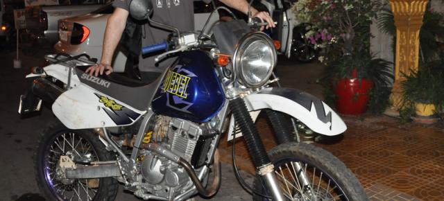 Voyage moto au Cambodge : étape no 1, choisir la moto !