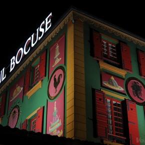 J'ai dîné à l'Auberge du Pont de Collonges, le fief de Paul Bocuse