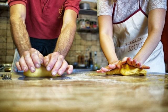 make pasta