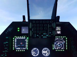Simulation vol à Lyon