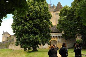 La vie de château dans le Périgord