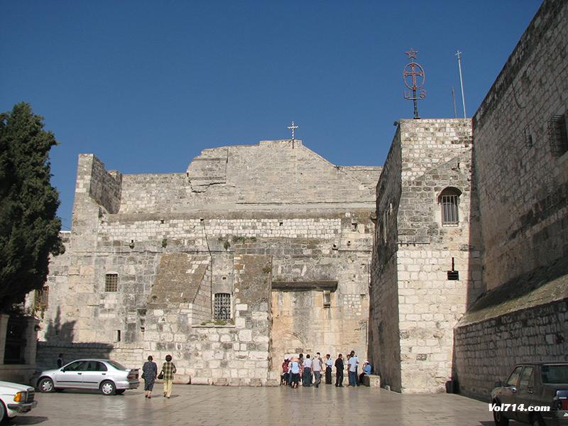 basilique nativité bethleem